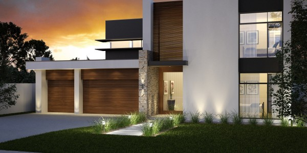 ARIA Display Home Render